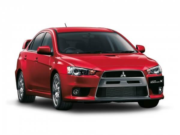 Вскрытие автомобиля Mitsubishi
