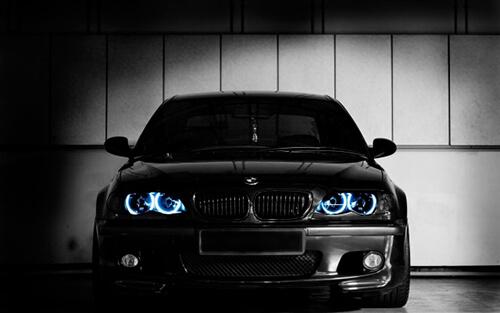Вскрытие автомобиля BMW (БМВ)