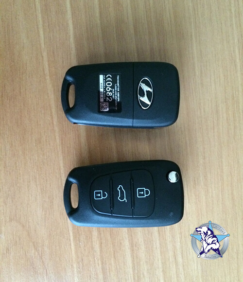 Вскрытие автомобиля Hyundai (Хендай)