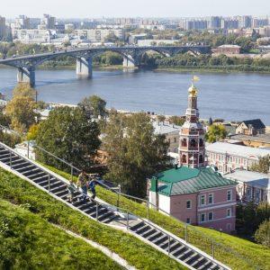 Открыть замок в Нижнем Новгороде